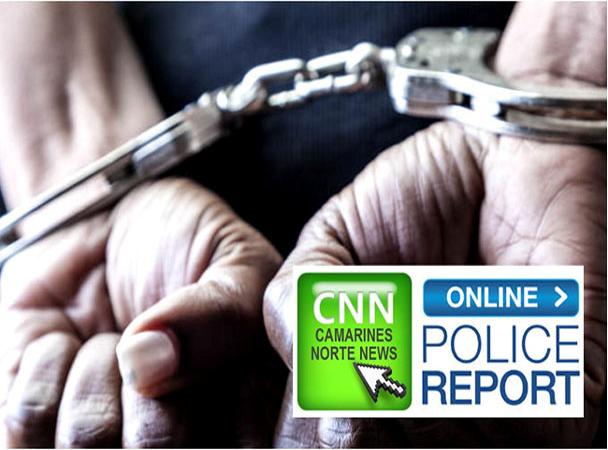 Tatlong wanted person sa lalawigan ng Camarines Norte, sunod sunod na naaresto sa magkakahiwalay na operasyon ng pulisya!