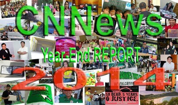 CN NEWS YEAR-END REPORT! MGA BALITANG TUMATAK SA TAONG 2014!