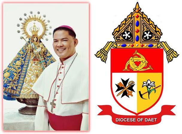 BISHOP GILBERT GARCERA AT MGA DELEGADO NG DIOCESE OF DAET, HANDA SA PAGBISITA NI POPE FRANCIS SA BANSA!