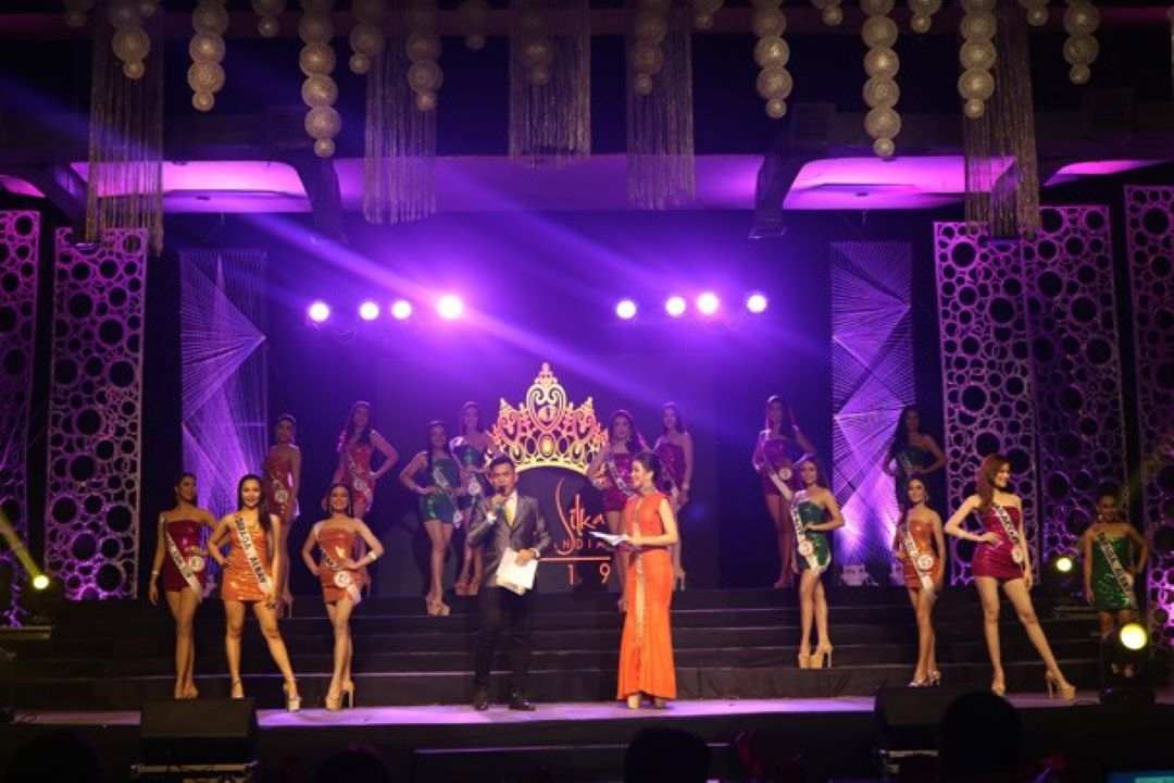 Miss Bantayog 2019 Katherece Anne Caleon Wagi Muli Bilang Miss Silka Bicolandia 2019!
