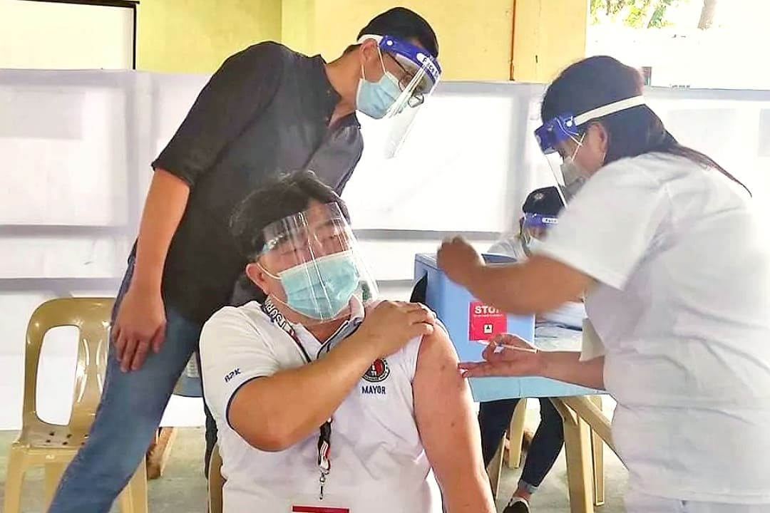 ALMOST 4,000 FULLY VACCINATED VS COVID-19 IN DAET, CAMARINES NORTE