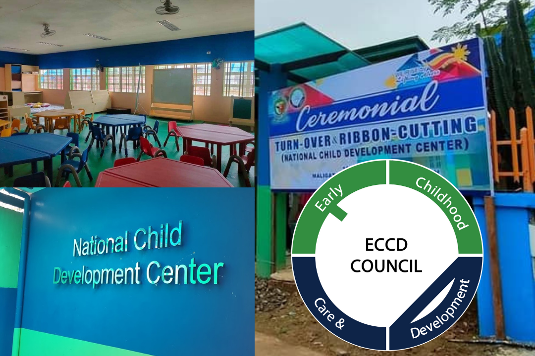CEREMONIAL TURN-OVER AND RIBBON-CUTTING OF NCDC TOOK PLACE AT JOSE PANGANIBAN